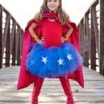 Girl's Super Hero