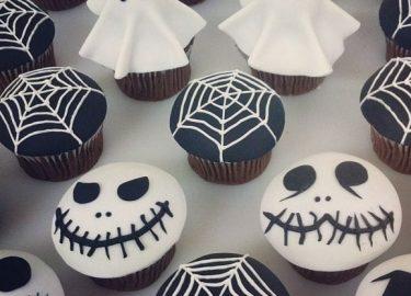 Cup Cakes Assustadores