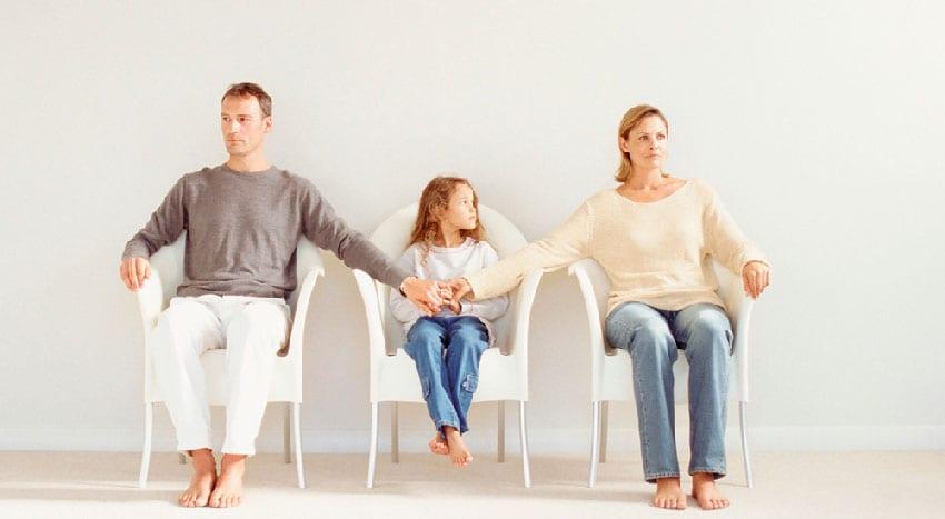 os filhos perante o divórcio
