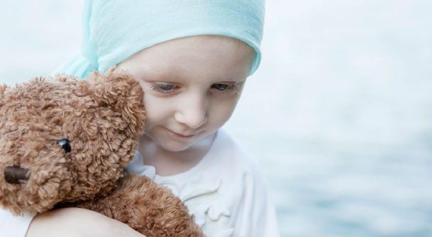 Crianças com Cancro