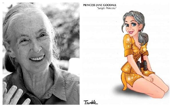 Princesa-Jane-Goodall