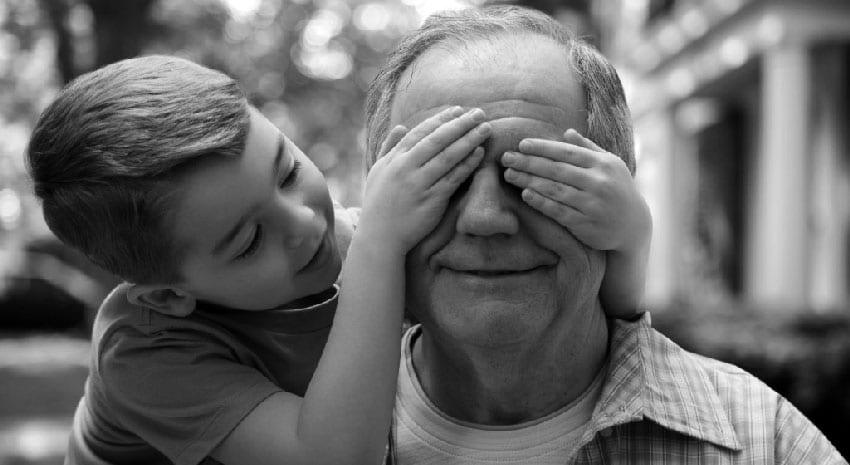 A medida dos avós