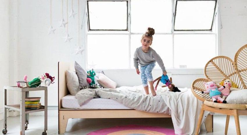 Manter a casa arrumada com crianças