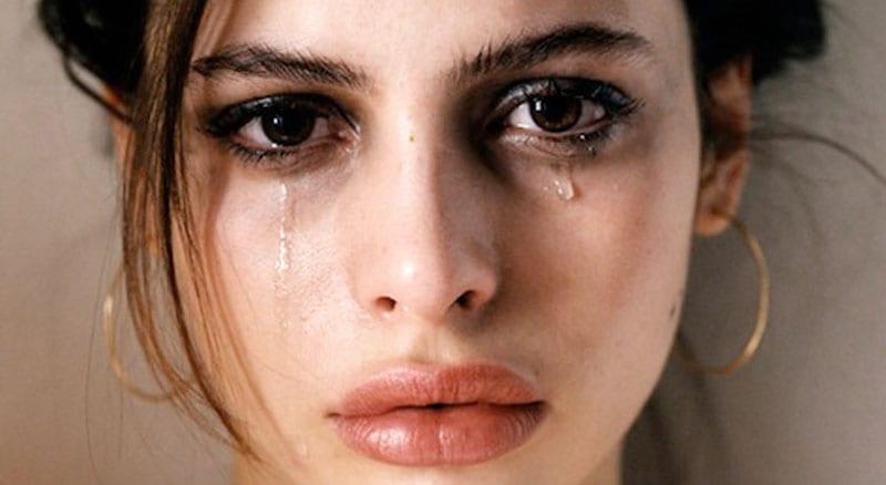 As pessoas que choram são mais fortes