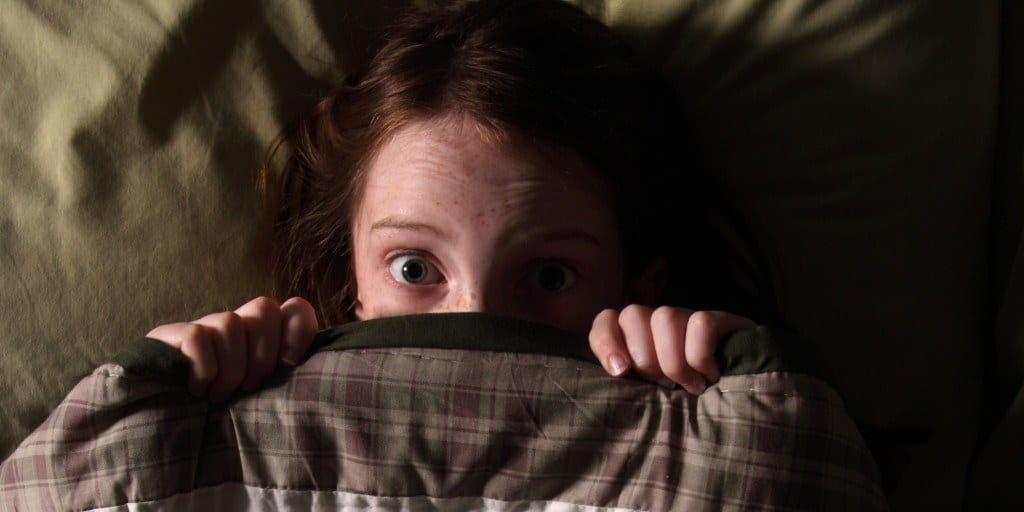 Medo e Ansiedade: Crianças e Adolescentes na hora de ir para a cama