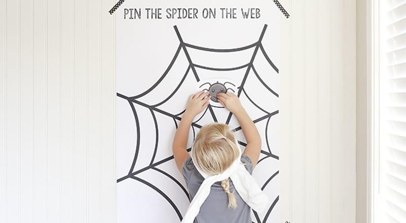 Apanhar a aranha