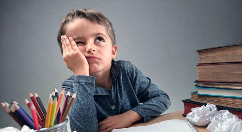 Adultos desatentos precisam de crianças atentas