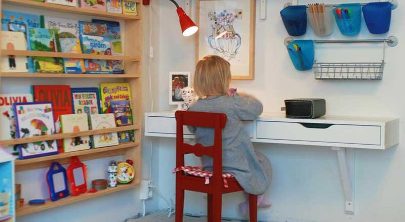 6 dicas para ensinar as crianças a serem organizadas