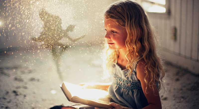 Incentivar a leitura das crianças
