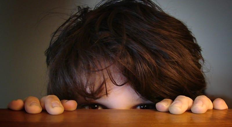 timidez nas crianças