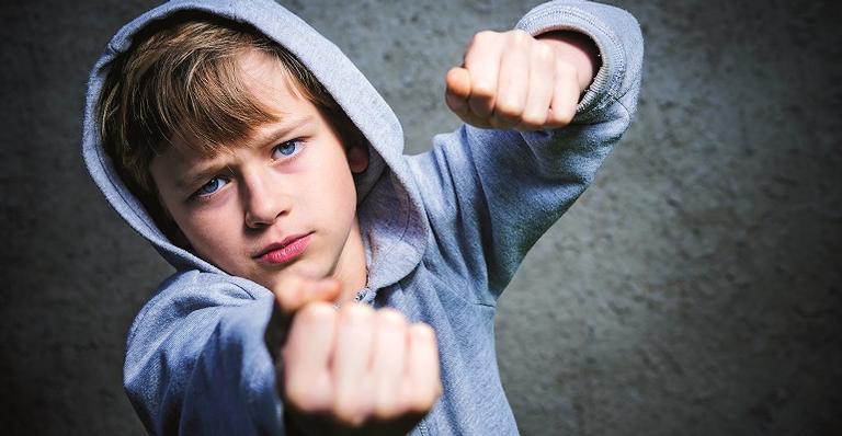 Quando o nosso filho é o agressor