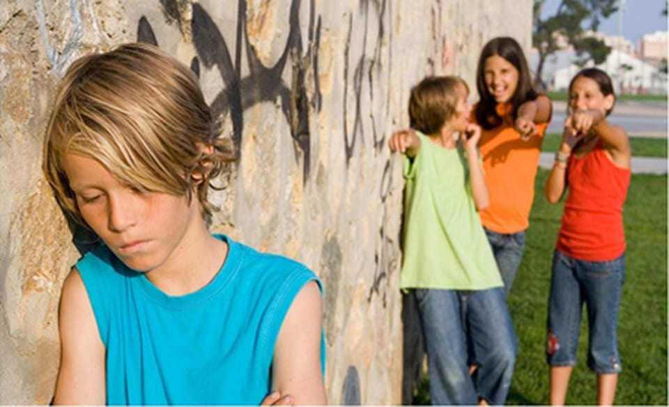 Bullying constrói o carácter